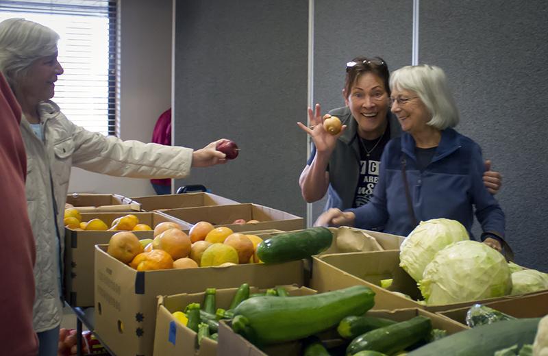 People Helping People Food Bank